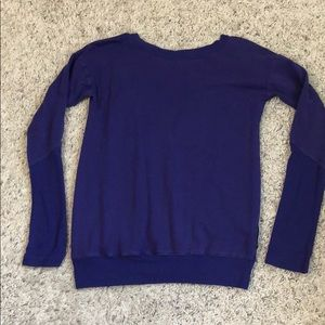 Splits59 sweatshirt in purple
